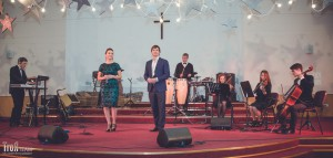 Дмитрий и Анна Андриец