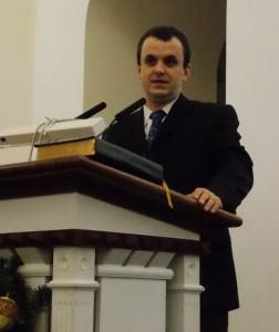 Дмитрий Гончаров, пастор, Харьков