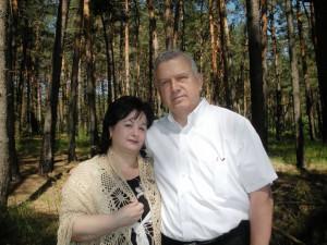 Виктор и Тамара Резниковы