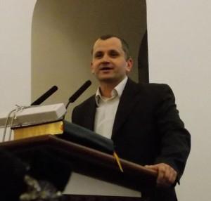 Виталий Гончаров, пастор, Харьков
